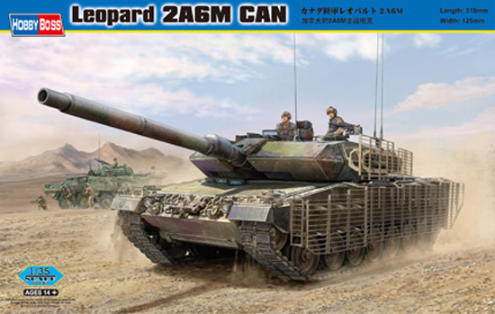 Leopard 2A6M CANADIAN 1/35