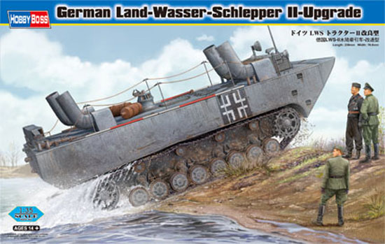 German LWS II UpGraded 1/35