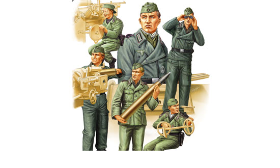 German SPG Crew Vol.2 1/35