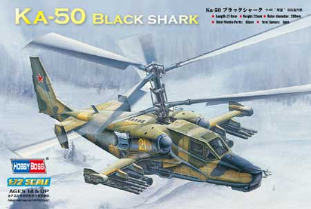 Russian KA 50 Black Sha.. 1/72