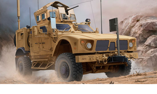 US M-ATV MRAP