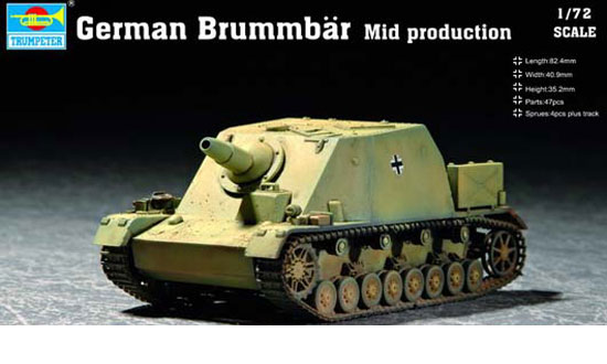 GERMAN BRUMMBAR MID PRODUCTION