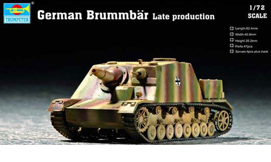 GERMAN BRUMMBAR LATE PRODUCTION