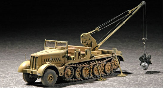 DREHKRAN 6T (SD.KFZ.9/1 EARLY VERSION)