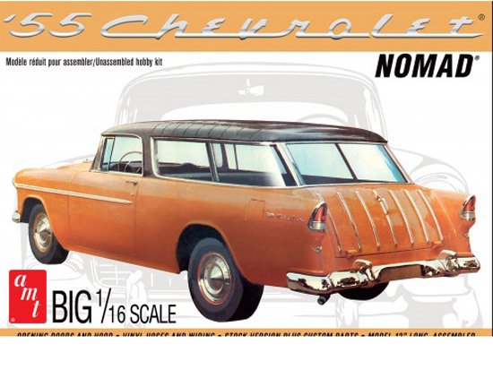 Chevy Nomad Wagon 1/16
