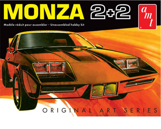 Chevy Monza 2+2 Customs 1/25
