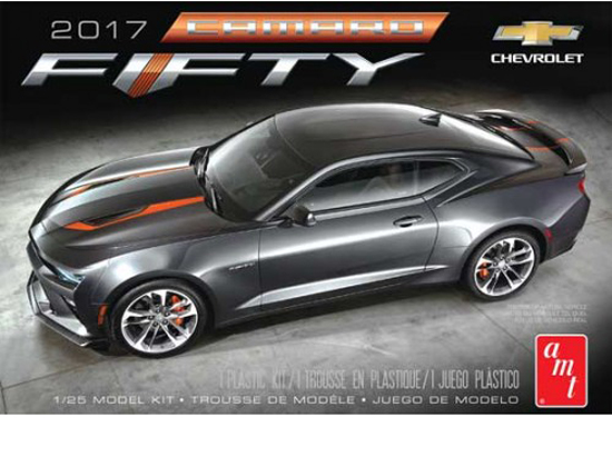 Chevy Camaro 50th 1/25