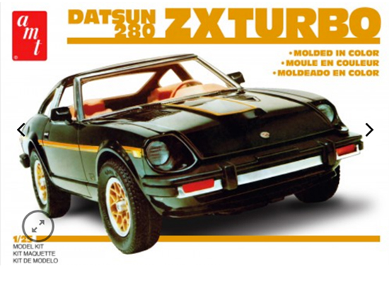 Datsun ZX Turbo 1980 1/25