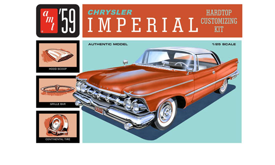 1959 Chrysler Imperial 1/25