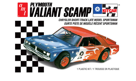 Plymouth Valiant Scamp Kit Car 1/25