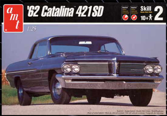Pontiac Catalina Stock Drag