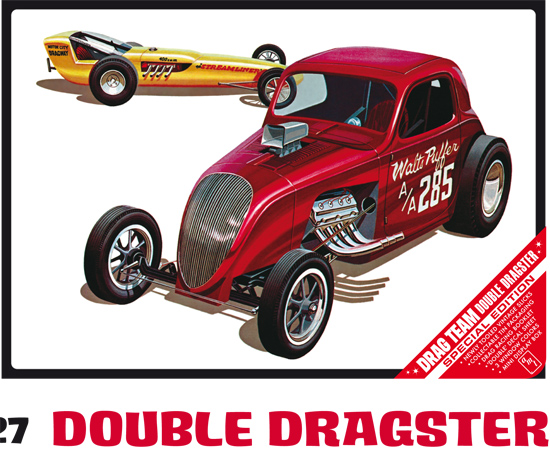 Double Dragster SP. EDI. 1/25