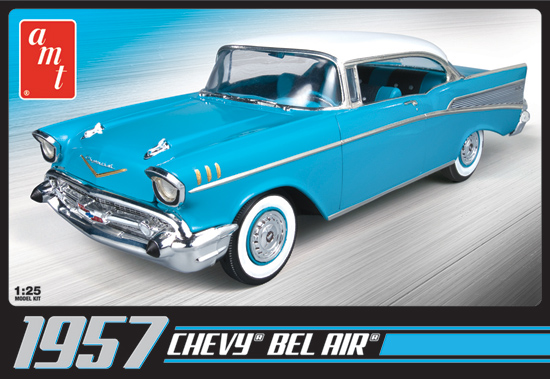 Chevy Bel Air 1957 1/25