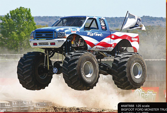 BigFoot Ford Monster Truck1/25