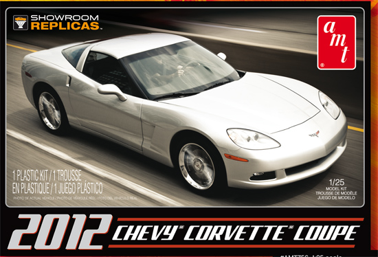 Corvette Coupe Show 1/25