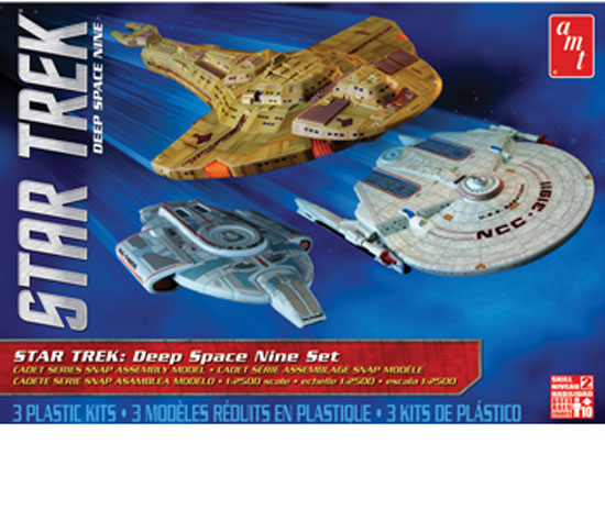 Deep Space Nine Star Treck 1/2500