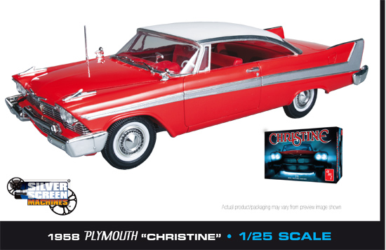 Plymouth Christine 1/25