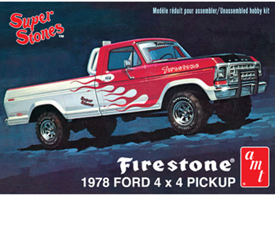 Ford Pick Up 1978 1/25