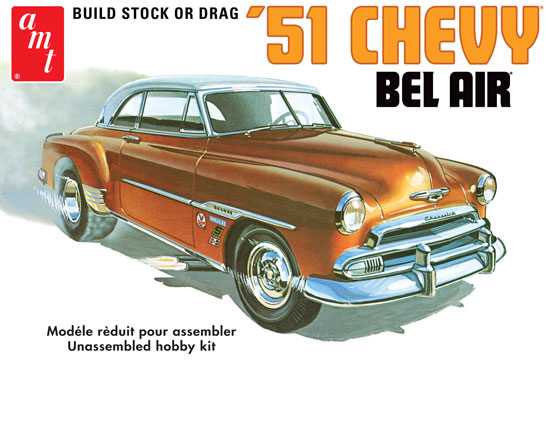 Chevy Bel Air 1951 1/25