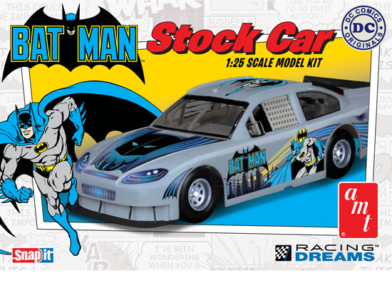 Batman Stock Car 1/25
