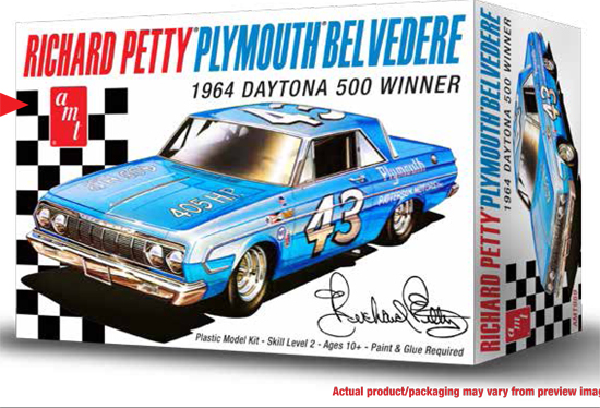 Plymouth Belvedere 1964 1/25