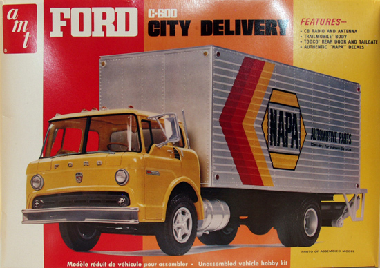 Ford City C-600 1/25
