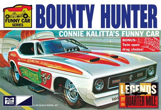 Connie Kalitta Mustang 1/25