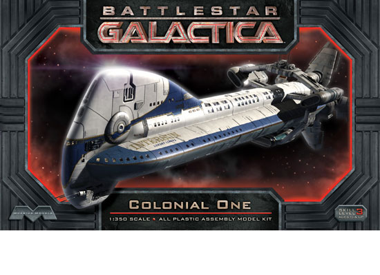 Colonial One Battlestar G.