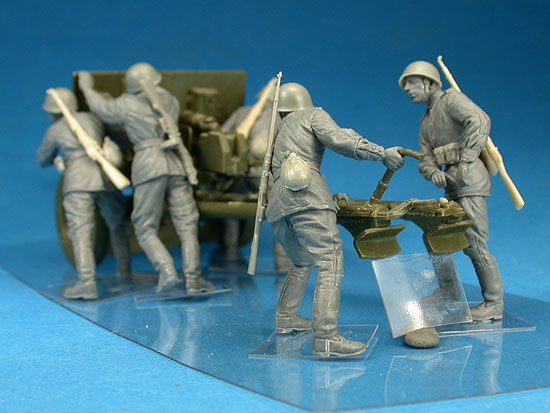 ARTILLERIE SOVIETIQUE 1/35
