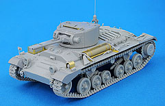EQUIPAGE TANK ALLEMAND 1/35