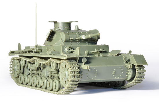 EQUIPAGE TANK US 1/35