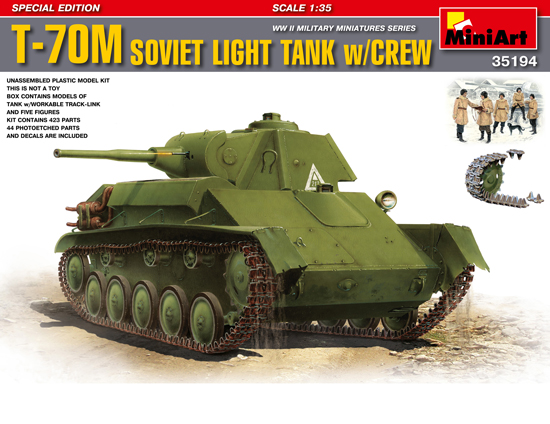 T-70M Special edition 1/35