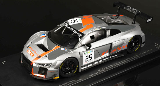 AUDI R8 LMS Saintebloc Racing 24h SPA 1/18