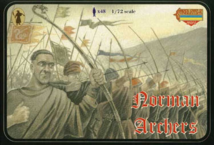 Archers Normands 1/72