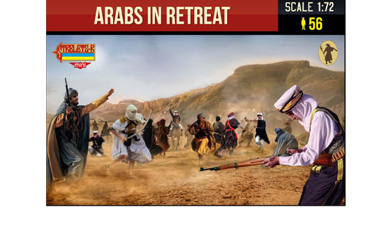 Arabs in retreat 1/72