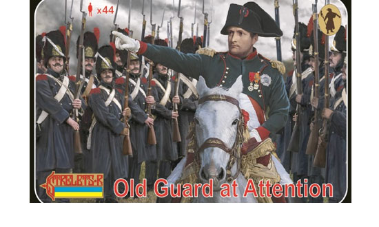 Old Guard at Attention