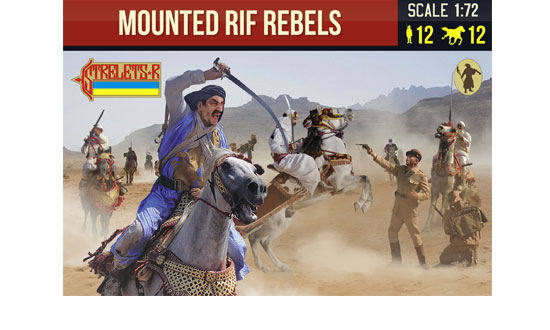 Mounted Rif Rebels