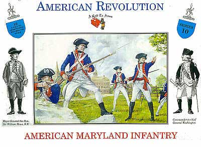 INFANTERIE US DE MARYLAND 1/32