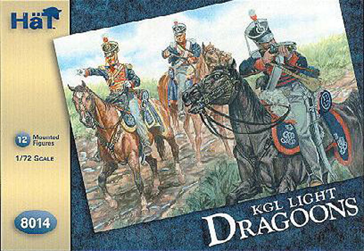 DRAGONS ALLEMANDS LEGERS 1/72