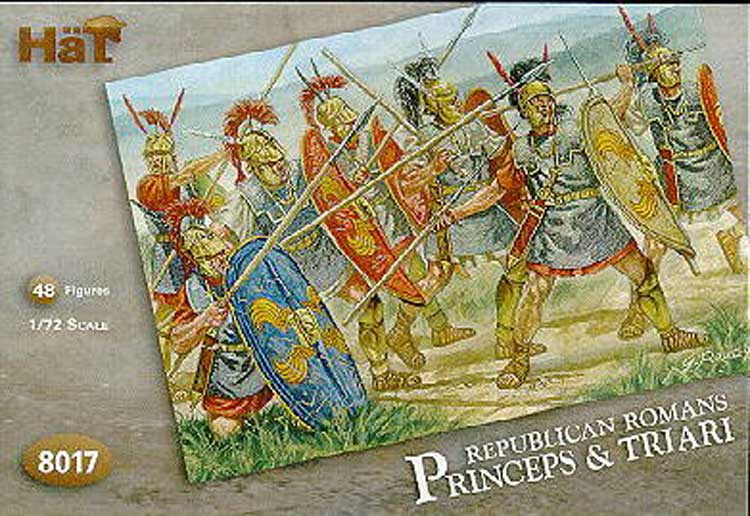 REPUBLICAN ROMANS Pri&Th  1/72