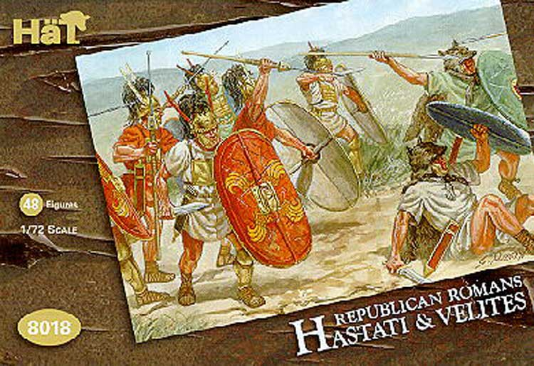 REPUBLICAN ROMANS Has&Vel 1/72