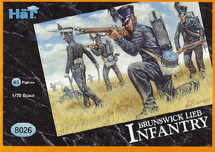 INF. BRUNSWICK WATERLOO  1/72