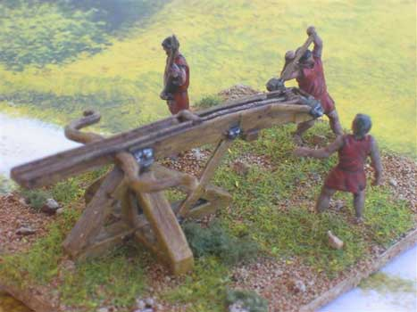 CATAPULTES GRECQUES 1/72