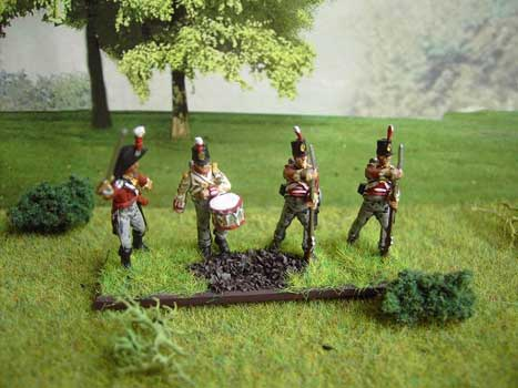 PENINSULAR BRITISH INFANTRY