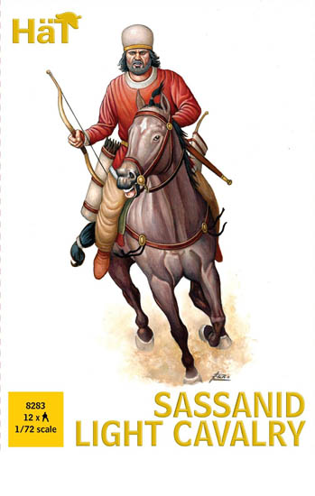 Sasanid Light Cavalry 1/72