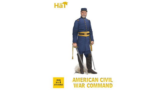 American Civil War Command 1/72
