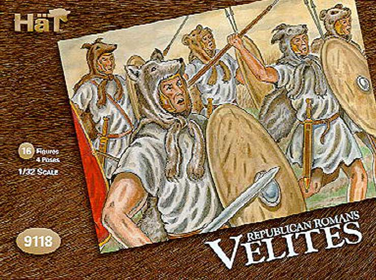 REPUBLICANS ROMANS-VELITES1/32