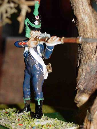 CHASSEURS INFANTERIE 1/32