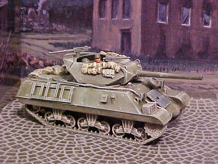 US M10 TANK DESTROYER 1/72