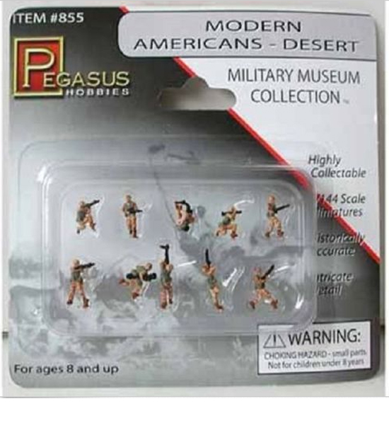 MODERN USA DESERT PEINTS 1/144